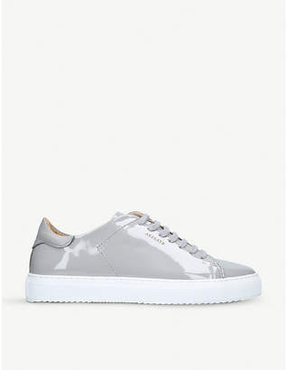 AXEL ARIGATO Clean 90 patent leather trainers