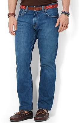 Polo Ralph Lauren Straight-Fit Stanton-Wash Jeans