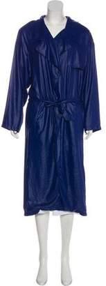 Barbara Bui Lightweight Long Coat w/ Tags