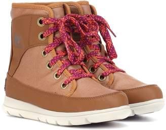 Sorel Explorer 1964 boots