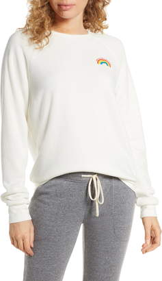 Project Social T No End to My Rainbow Sweatshirt