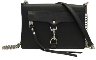 Rebecca Minkoff Mab Flap Crossbody Bag Black