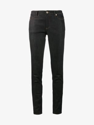 Valentino Rockstud Untitled mid rise skinny jeans