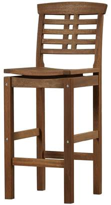 Beachcrest Home Mallie 29.5 Patio Bar Stool