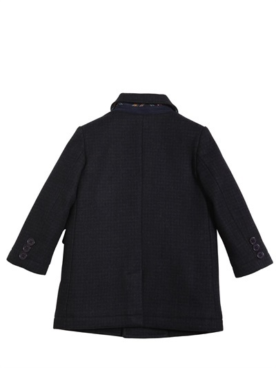 Simonetta Wool Blend Coat