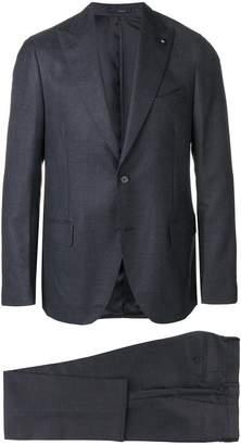 Lardini mixed weave formal suit