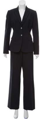 Tahari Arthur S. Levine Structured Pant Suit