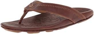 OluKai Hiapo Mens Sandals in sz:9