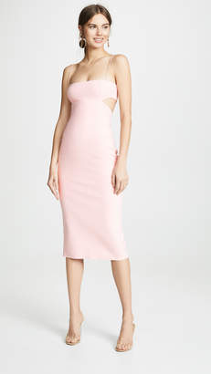 Bec & Bridge Elle Cutout Midi Dress