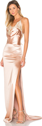 Gemeli Power Charlot Gown $877 thestylecure.com