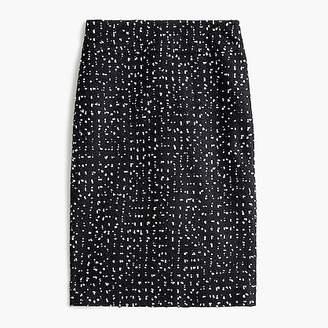 J.Crew No. 2 pencil skirt in tweed
