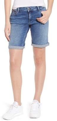 Tommy Jeans Classic Long Denim Shorts