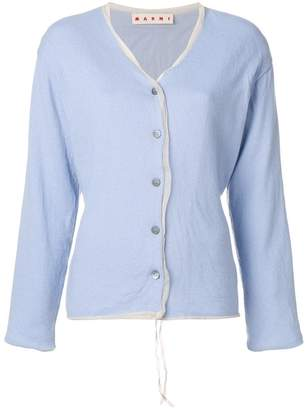Marni relaxed fit cardigan