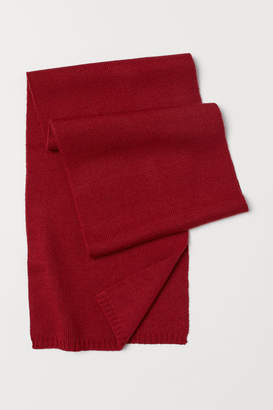 H&M Scarf - Red