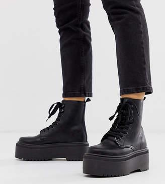 d02b4cf2c96 Asos Black Boots For Women - ShopStyle UK