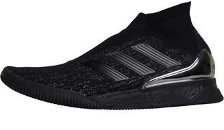 4596ed45e79 at MandMDirect.com · adidas Mens Predator Tango 18 Plus Football Trainers  Core Black Core Black M Silver