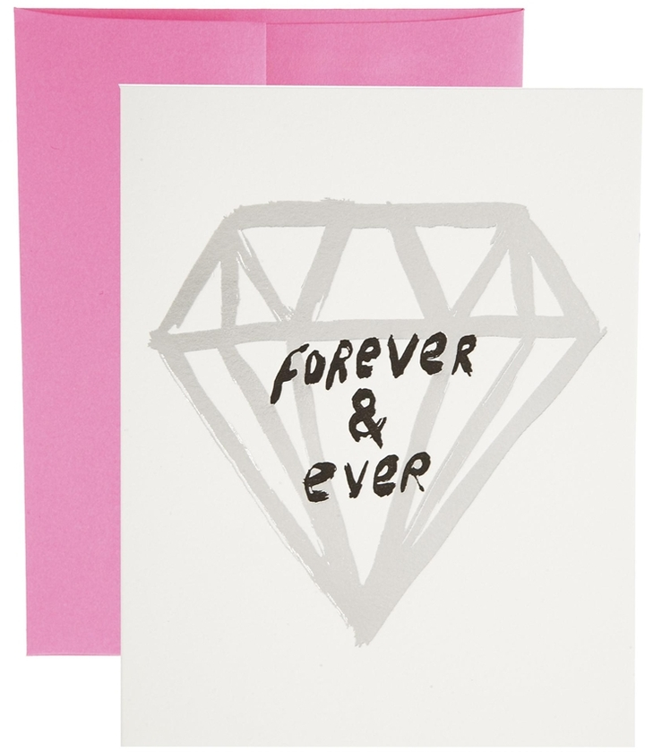 Ashkahn Forever & Ever Card - Multi