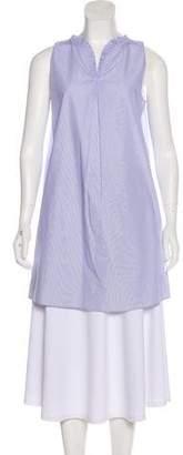 Atlantique Ascoli Sleeveless V-Neck Tunics