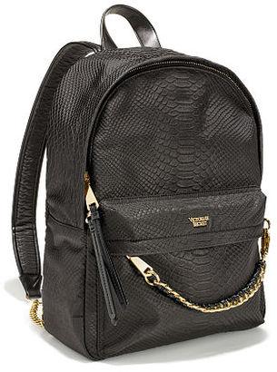 Victorias Secret Python City Backpack $78 thestylecure.com