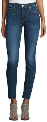 True Religion Halle Mid-Rise Super Skinny Jeans, Worn Vintage $159 thestylecure.com