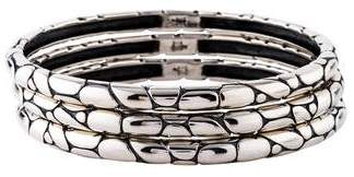 John Hardy Kali Bangle Bracelet Set