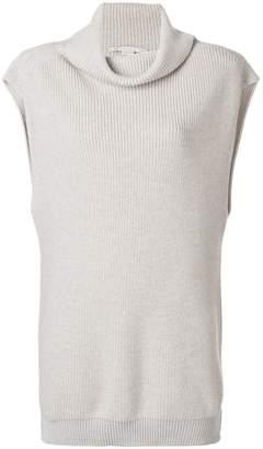 Stella McCartney cowl neck sleeveless sweater