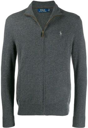 Polo Ralph Lauren zip-up sweater