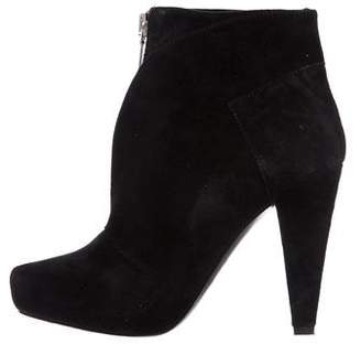 Proenza Schouler Suede Pointed-Toe Booties