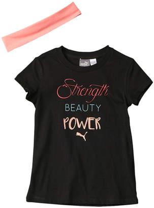 Puma Smartbargains.Com 2Pc T-Shirt Set