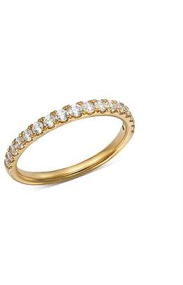 Bloomingdale's Diamond Shared Prong Stacking Band in 14K Yellow Gold, 0.50 ct. t.w. - 100% Exclusive