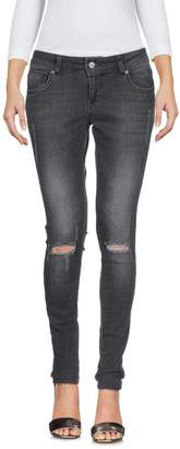 Anine Bing Denim pants - Item 42664119PW