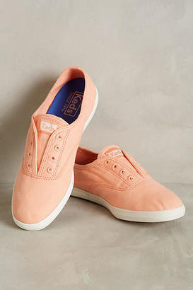 Keds Washed Canvas Sneakers $48 thestylecure.com