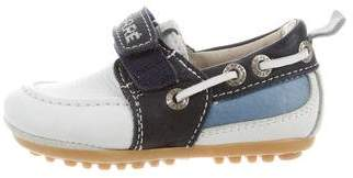 Gianfranco Ferre GF Boys' Leather Loafers