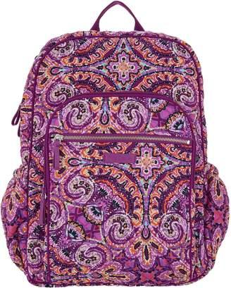 Vera Bradley Iconic Signature Campus Backpack