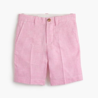 Boys' Stanton short in linen $49.50 thestylecure.com