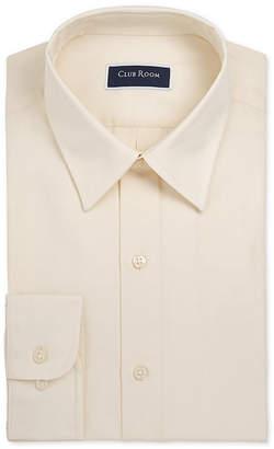 Club Room Men Classic/Regular Fit Solid Dress Shirt
