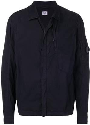 C.P. Company sleeve pocket lightweight jacket