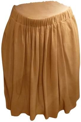 American Vintage Yellow Skirt for Women