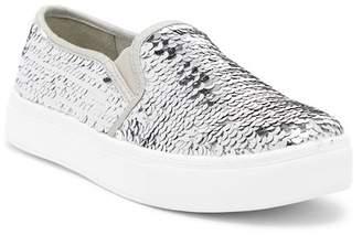 Chinese Laundry Josephine Sequin Slip-On Sneaker