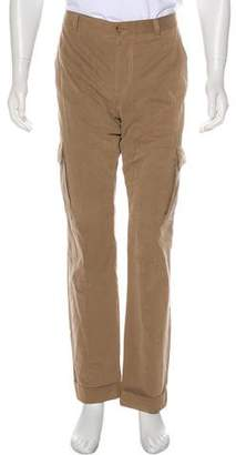 Brunello Cucinelli Twill Cargo Pants