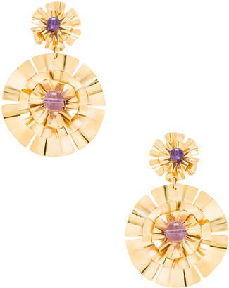 Mercedes Salazar Flor Earrings