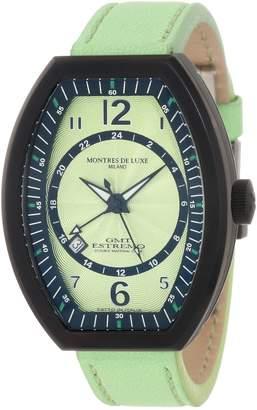 Montres de Luxe Women's EX L 9204 Estremo Quartz Dial Watch