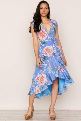 Yumi Kim Santorini Silk Dress