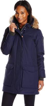 Woolrich White Collection Women's Patrol Down Parka