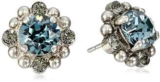 "Sorrelli Pewter"" Crystal Confetti Earrings"