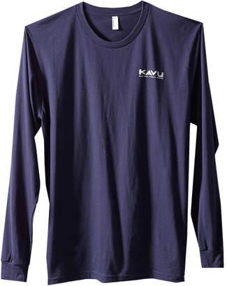 Kavu Klear Above Long-Sleeve T-Shirt - Men's