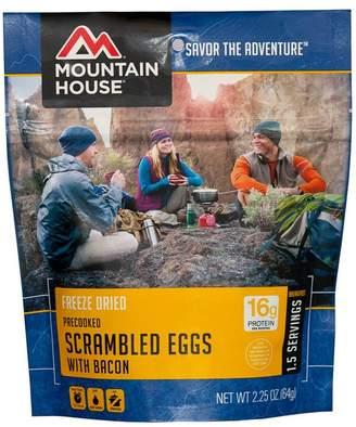 Mountain House Scrambled Eggs w/ Bacon - Breakfast Entree