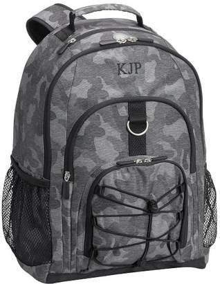at PBteen · Pottery Barn Teen Gear-Up Heathered Black Camo Backpack 0b7cec0b3f90d