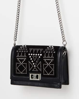 Rebecca Minkoff Dylan Medium Crossbody Bag with Studs