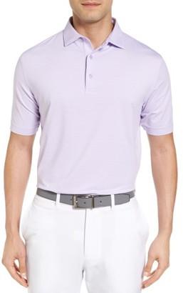 Men's Peter Millar Jubilee Stripe Golf Polo $85 thestylecure.com